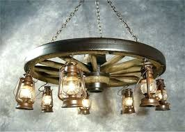 full size of rustic hanging lantern wagon wheel chandelier large with home improvement excellent wi awesome