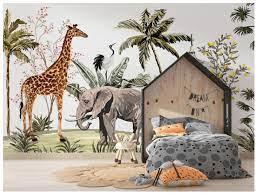 Kids Animals Wallpaper, Amazon Nursery ...