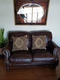 raymour and flanigan leather couches