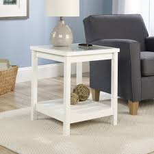 white side tables. Amazon.com: Sauder Cottage Road Side Table, Soft White Finish: Kitchen \u0026 Dining Tables