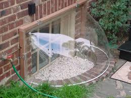 basement window well designs. Modren Designs Basement Window Well Covers Bubble Inside Designs