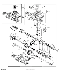 John deere parts diagrams john deere gs25 gs30 gs45 gs75 mercial walk behind mower mower 36 in deck pc2528 transmission operator's station power