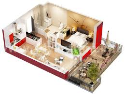 Best Bedroom Small House Plans D  Bedroom House Designs D - House plans interior