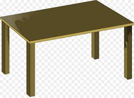 table school furniture clip art simple display vector table
