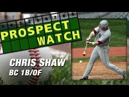 Boston College 1B/OF Chris Shaw | ACC Baseball Prospect Watch ...