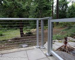 modern cable fence. Plain Fence PreviousNext For Modern Cable Fence C