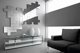 Small Picture decoration awesome modern mirrors for living room using mirror