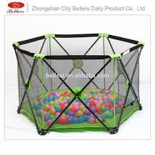 good price portable large baby care playpen  round playard  buy