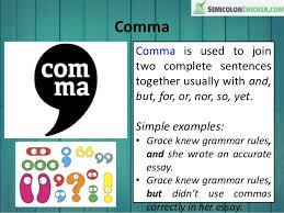how to check text for punctuation top grammar rules 3