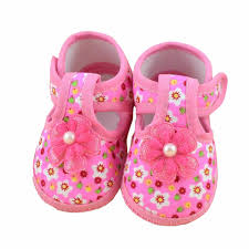 <b>Newborn Baby Girl Shoes</b> Fashion Crib Shoes Comfortable Soft ...