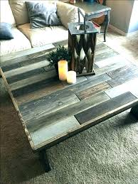 rustic coffee table with wheels rustic coffee table plans woodworking wood how to make a on