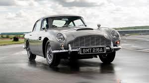 Aston Martin Db5 Goldfinger Continuation Car Das Erste Auto Ist Fertig