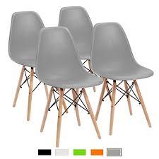 Modern chair plastic Modern Clear Dining Furmax Pre Assembled Modern Style Dining Chair Grey Pre Assembled Mid Century Modern Dsw Chair Istock Amazoncom Furmax Pre Assembled Modern Style Dining Chair Grey Pre
