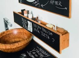 creative furniture ideas. creative bathroom furniture featuring reminder notes ideas g