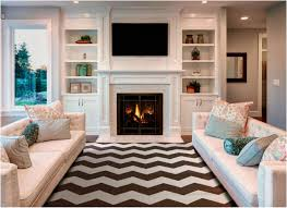 cozy living room with tv. Decoration Cosy Chic Avec Cozy Living Room With Tv Simple Idees Et Fireplace Shelves Inspirational D
