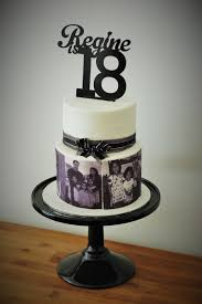 18th Birthday Cake Ideas Male Female Cakes With Flowers 18 For Boy
