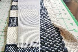 view in gallery non slip cotton rug bath mat