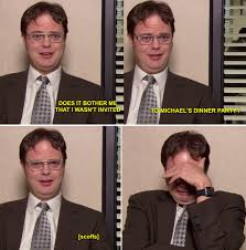 10 Moments That Make Dinner Party The Best Episode Of The Office