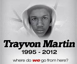 Image result for trayvon martin