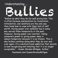 Bullying Quotes Magnificent More Quote HttpfacebookSusanAbramsMilligan Quotes