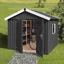 weka garden shed swedish 349