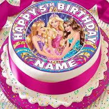 Engrossing Barbie Birthday Cake Ideas Darjeelingteasclub