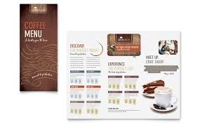 Tri Fold Menu Template Tri Fold Menu Templates Word Publisher Templates