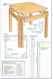 kitchen furniture plans. kitchen table and bench plans furniture