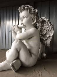 <b>Фигурка Ангел с флейтой</b> (5.05) Цена 6 500 руб.