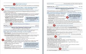 Simple Marketing Resumes Executive Resume Sample Killermarketingr