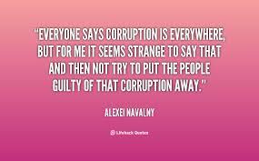Quotes About Bribery Corruption 40 Quotes Gorgeous Corruption Quotes