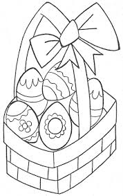 Easter 100 Easter Coloring Pages See