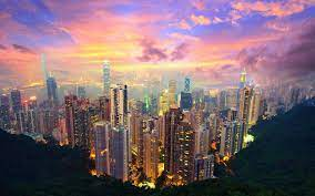 Hong Kong Live Wallpaper for Android ...