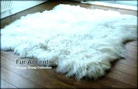 charming polar bear skin rug furniture fake polar bear skin rug with head