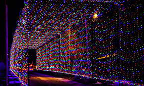5 Best Drive Thru Christmas Light Displays In Alabama