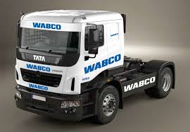 wabco demonstrates advanced safety technologies at india s first ever truck racing chionship tata motors recognizes wabco as braking technology partner