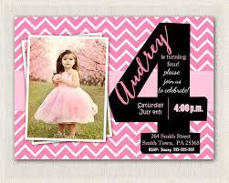 4th birthday invitation cards s 4th birthday invitations printable fourth birthday