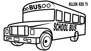bus drawing for kids. Modren Kids How To Draw School Bus Coloring For Kids Intended Bus Drawing For Kids E