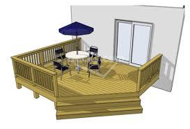 deck ideas. Small Budget Deck Ideas