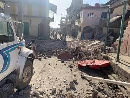 Death toll from Haiti earthquake rises ...