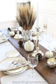 enchanting recommendation wherewith your wedding with extra diy rustic wood table runner blooming homestead by round table decoration ideas wedding