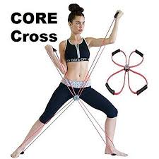 Core Cross Workout Pilates Reformer Exercise Resistance