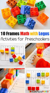 Legos For Free 291 Best Learning With Legos Images On Pinterest Lego Activities