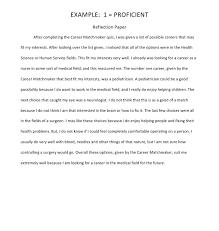 english reflective essay example com english reflective essay example
