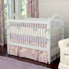 astounding girl baby nursery room decoration using furry light purple baby room area rug including pattern pink and purple baby bed valance and light pink