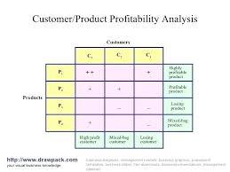 Product Profitability Analysis Excel Customer Analysis Template Profitability Excel Needs Form