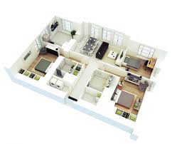 Small 5 Bedroom House Plans 5 Bedroom House Plans 1 Story House Plan Bdrm Cottage Home Middot