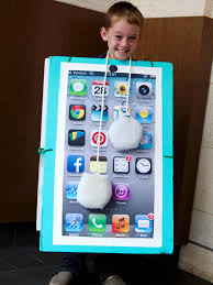 iphone costume. how to make a smartphone halloween costume iphone g
