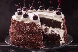 Black Forest Cake Recipe Chowhound