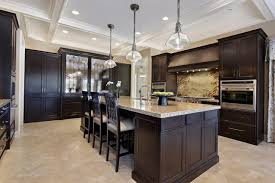 Dark Kitchen Cabinets With Light Walls Home Design Ideas